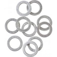 Alumínium alátét 10x18x2